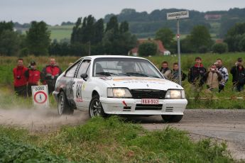 IEPER HISTORIC RALLY 2007