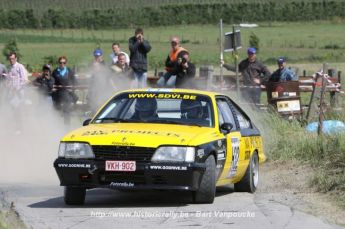 Canal Rally Oostrozebeke 2011