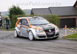 Rally Wallonie 2012