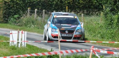 IRC Geko Ypres Rally 2012