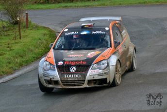 East Belgian Rally 2012