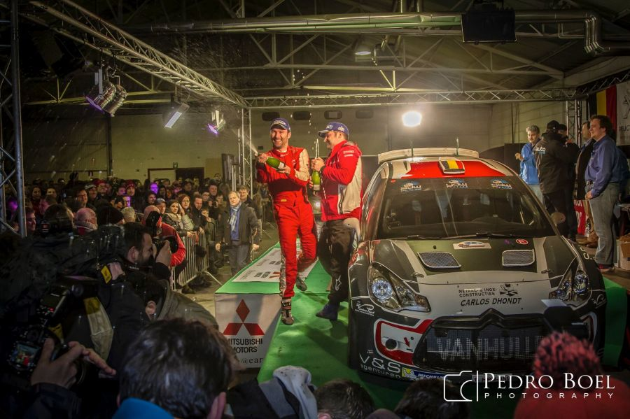 Haspengouw Rally 2015