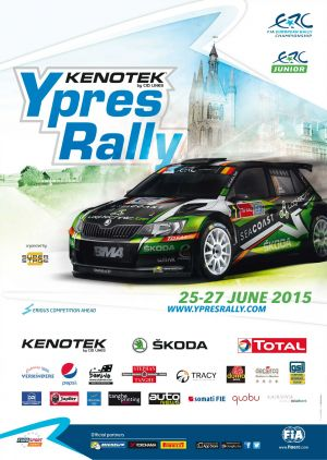 Ypres Rally 2015