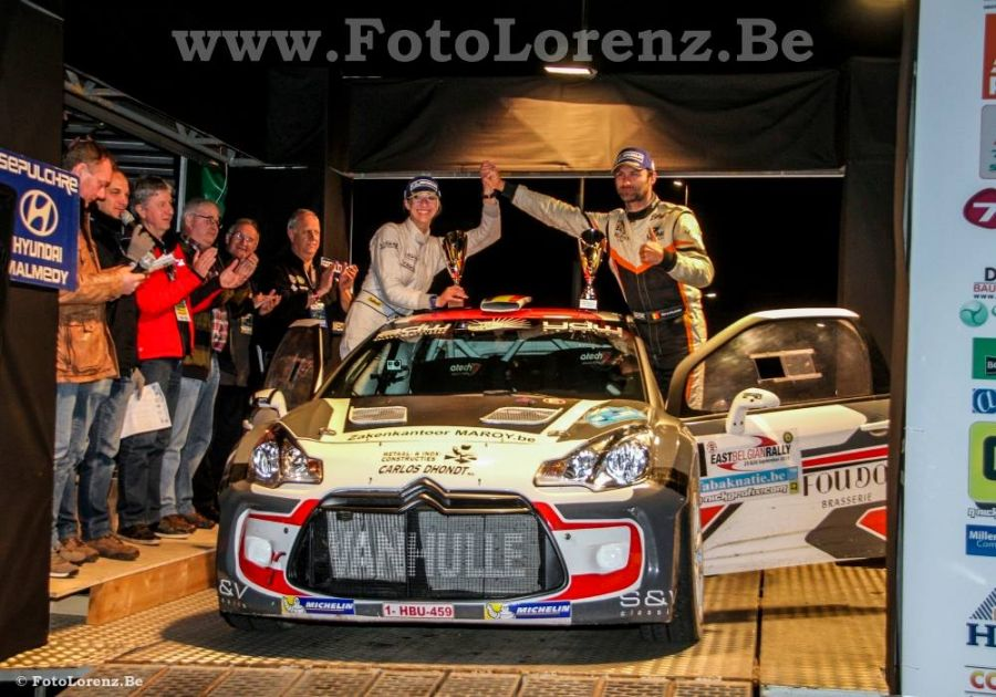East Belgian Rally 2015